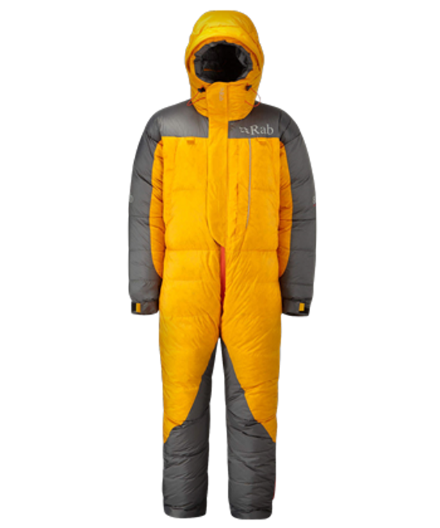 Expedition 8000 Suit - Gold