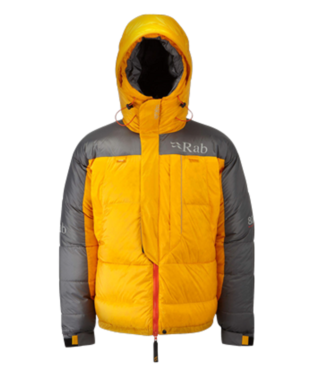 Expedition 8000 Jacket - Gold