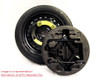 2014-2016 Kia Soul Spare Tire Kit - OPTION 2 - WITH MOUNTED TIRE