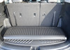 2020-2021 Kia Telluride Folding Cargo Tray, when third row is in use