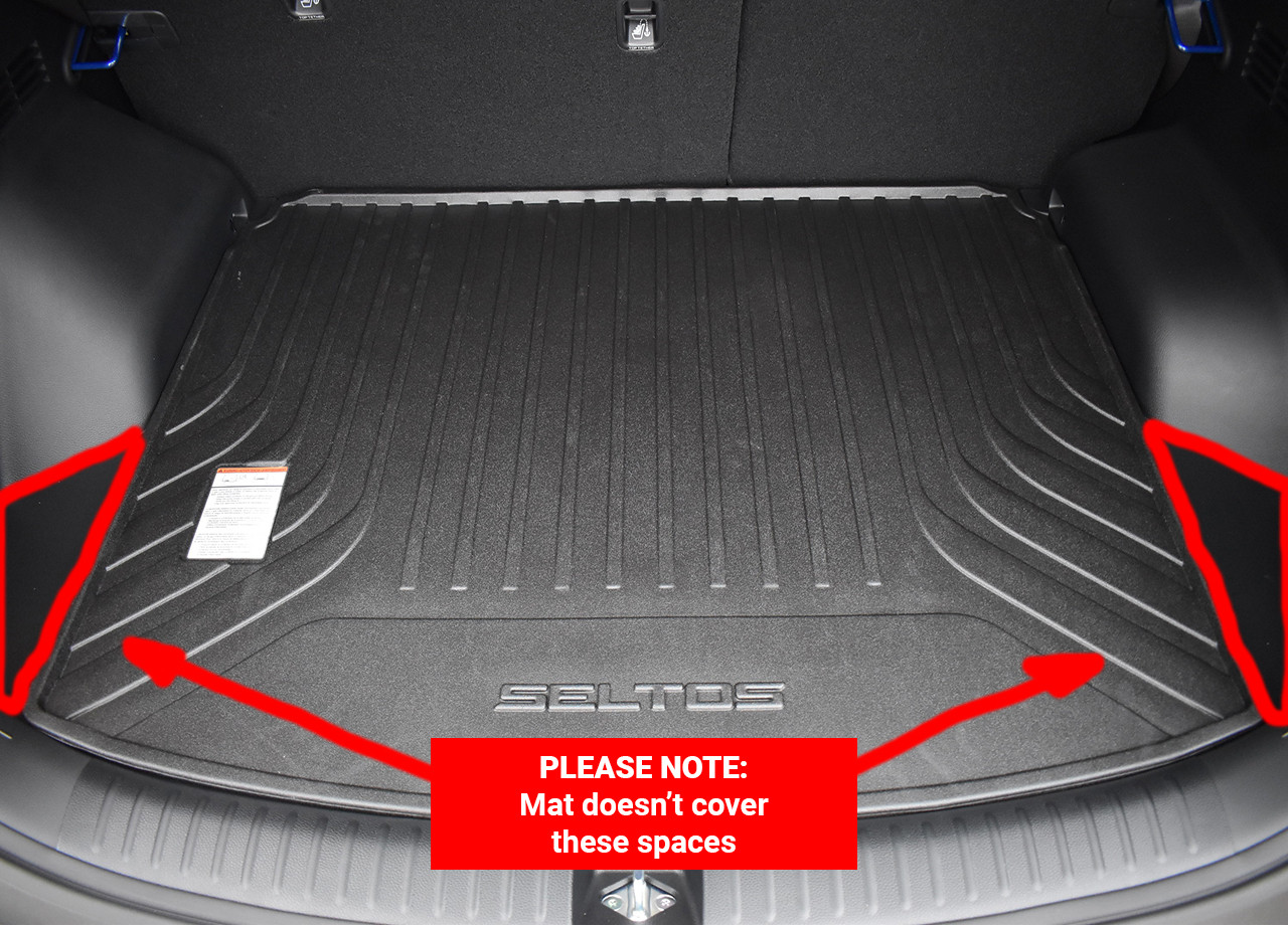 Weathertech FloorLiners for 2021 Kia Seltos