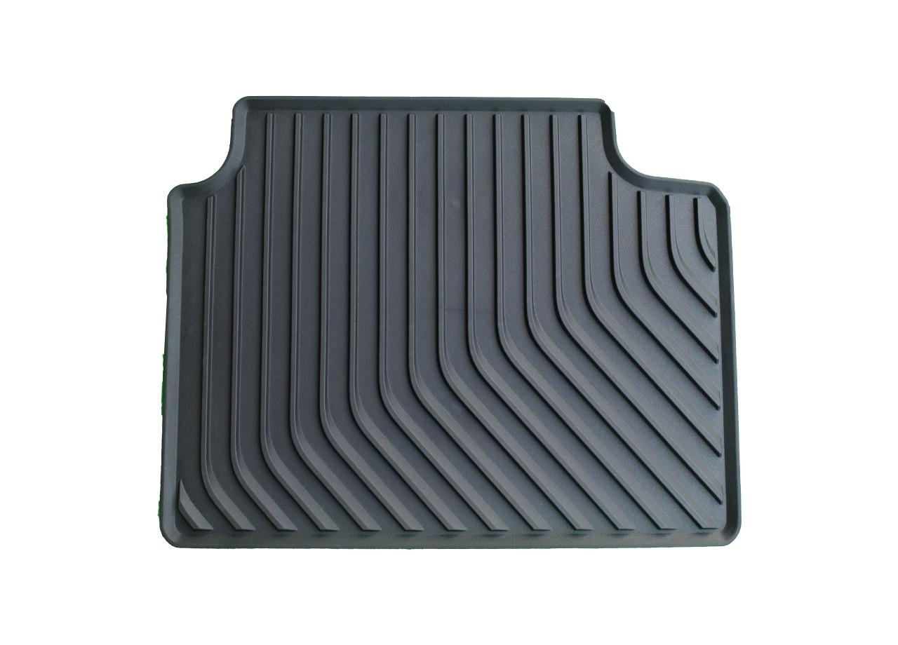 2021 Kia K5 Rubber Floor Mats (1 of 2 Back Seat Mats)