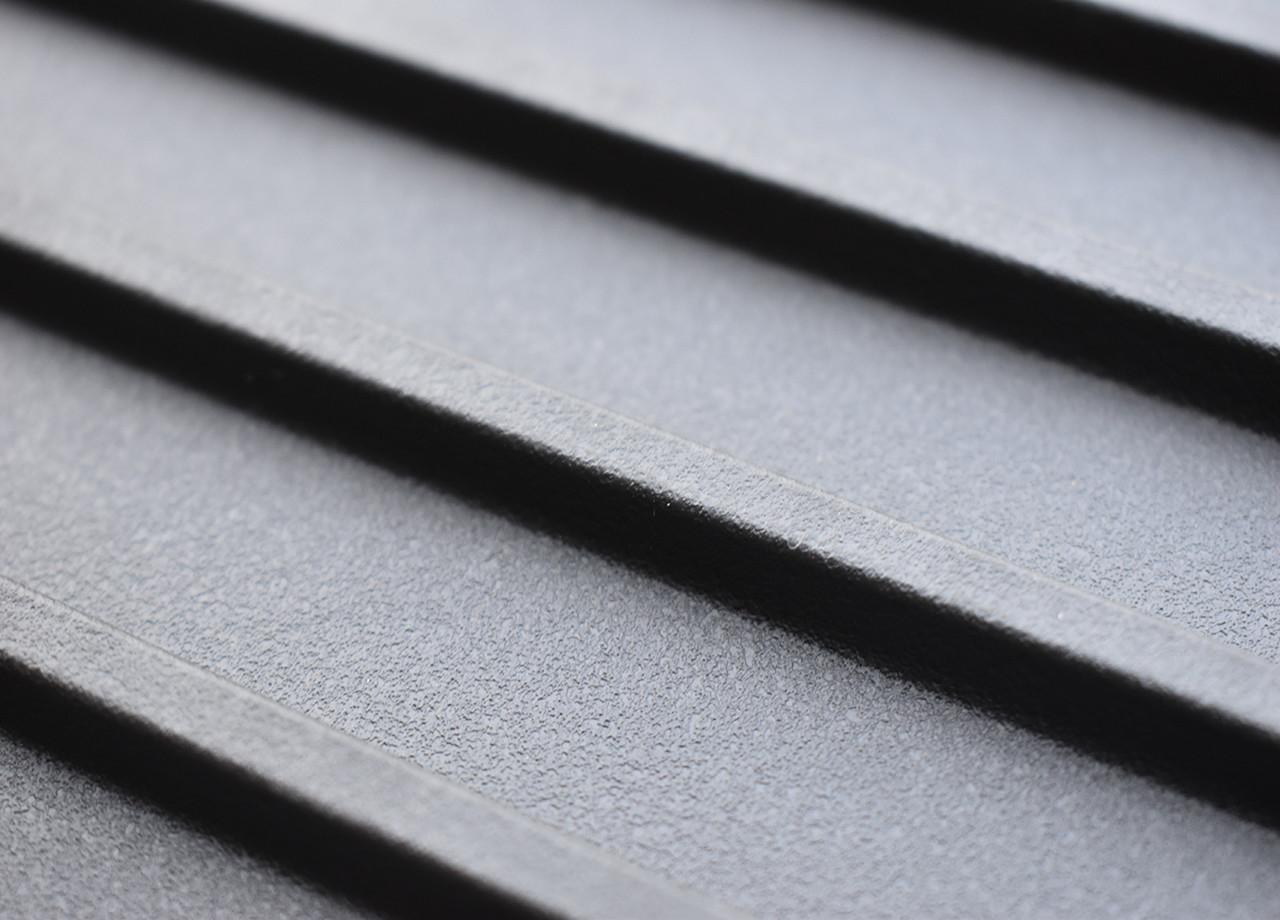 2021 Kia K5 Rubber Floor Mats (Close Up of Rubber Material)