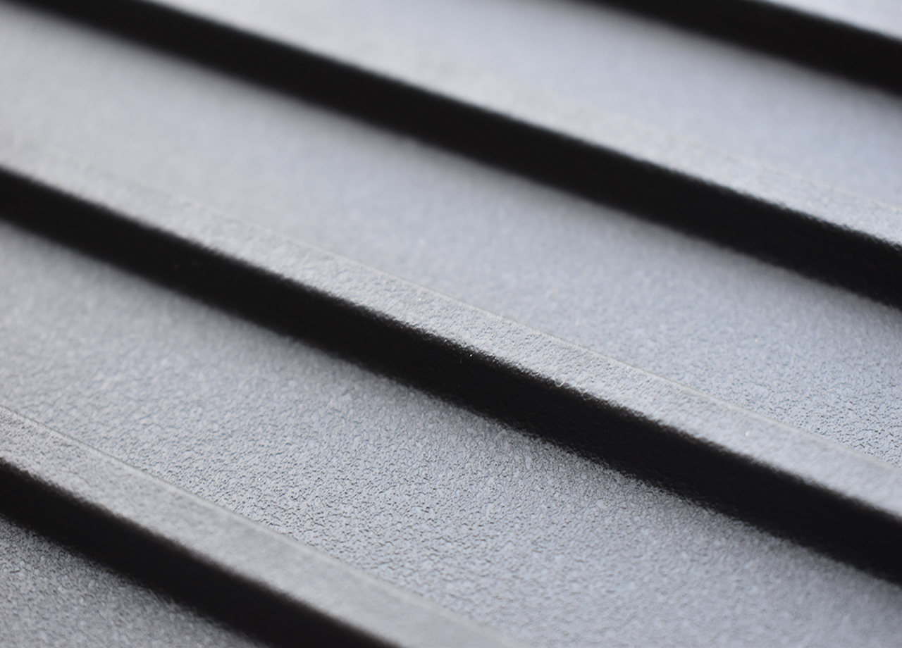 2021-2022 Kia K5 Rubber Floor Mats (Close Up of Rubber Material)