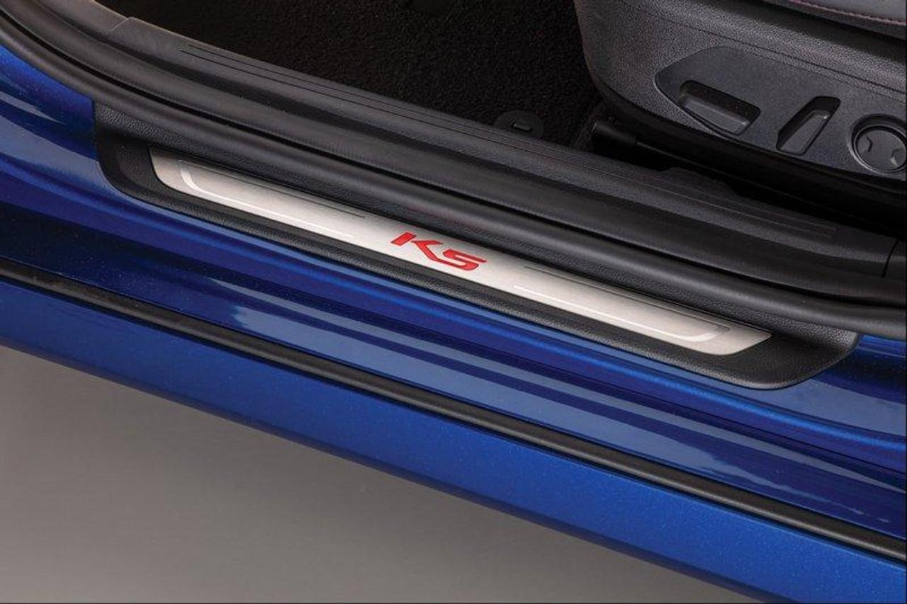 2021-2022 Kia K5 Illuminated Door Sill Plates