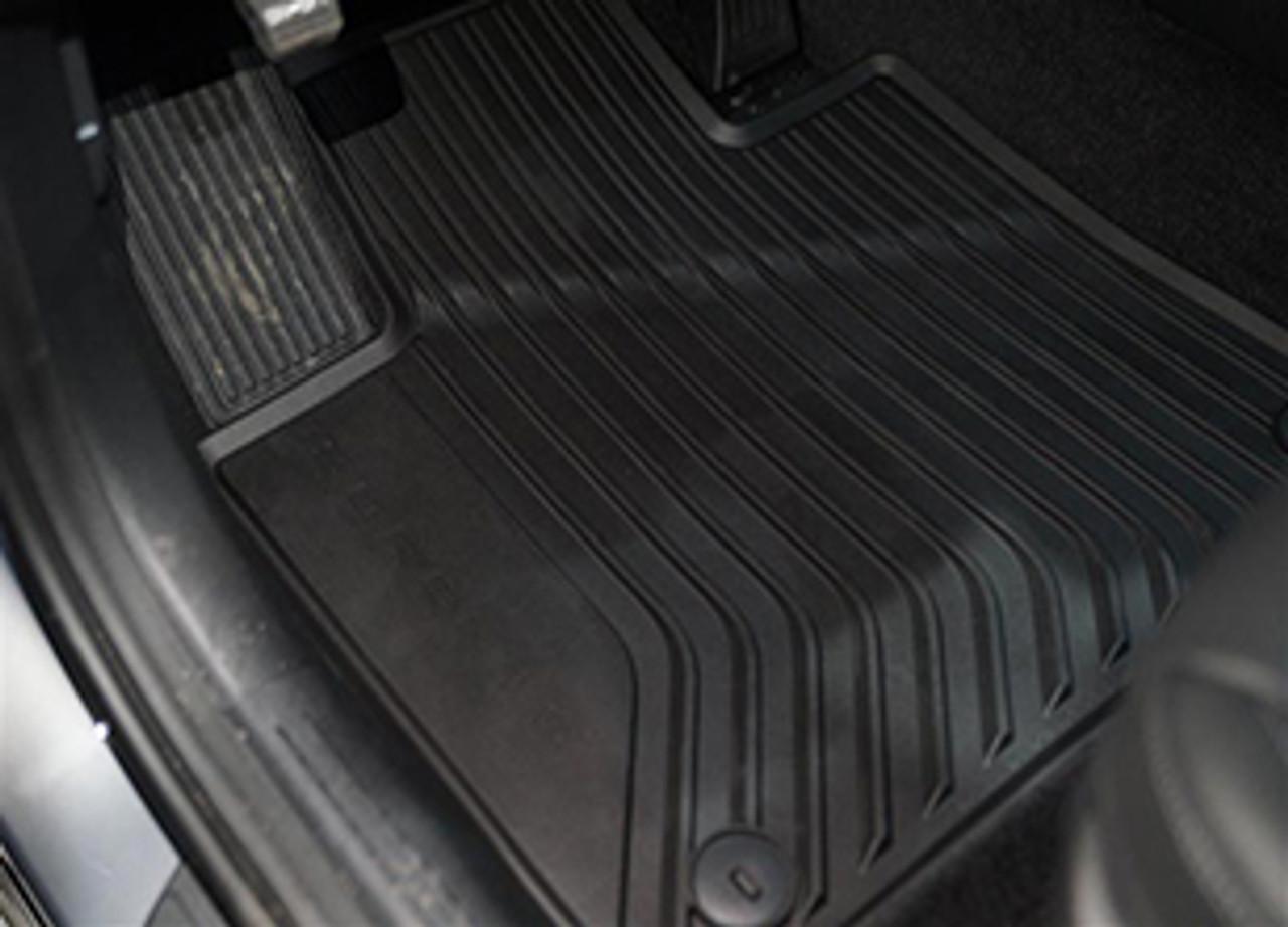 2021-2022 Kia Sorento All-Weather Floor Mats - Driver Mat in Vehicle