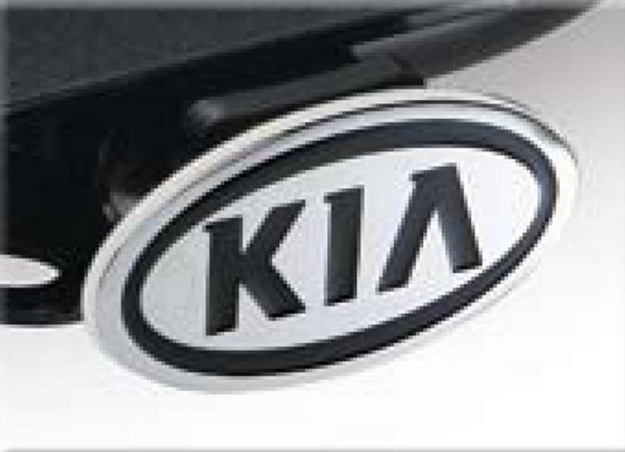 Kia Trailer Hitch Chrome Cover