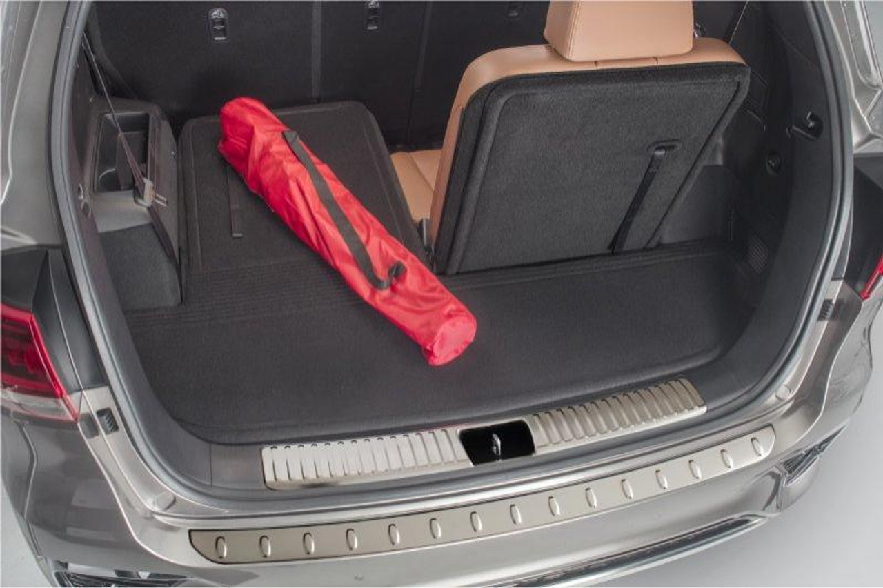 2016 2019 Kia Sorento Cargo Mat W Seat Back Protector