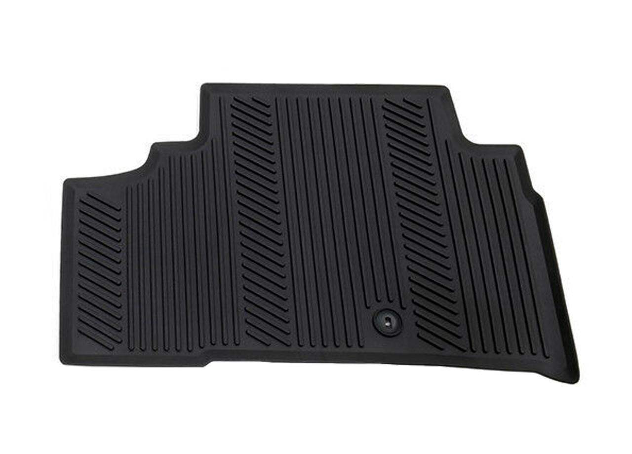 2016-2020 Kia Sorento Rubber Floor Mats - Rear Mat