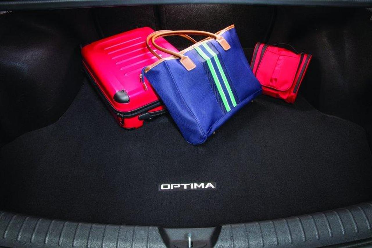 2017-2020 Kia Optima Hybrid Cargo Mat