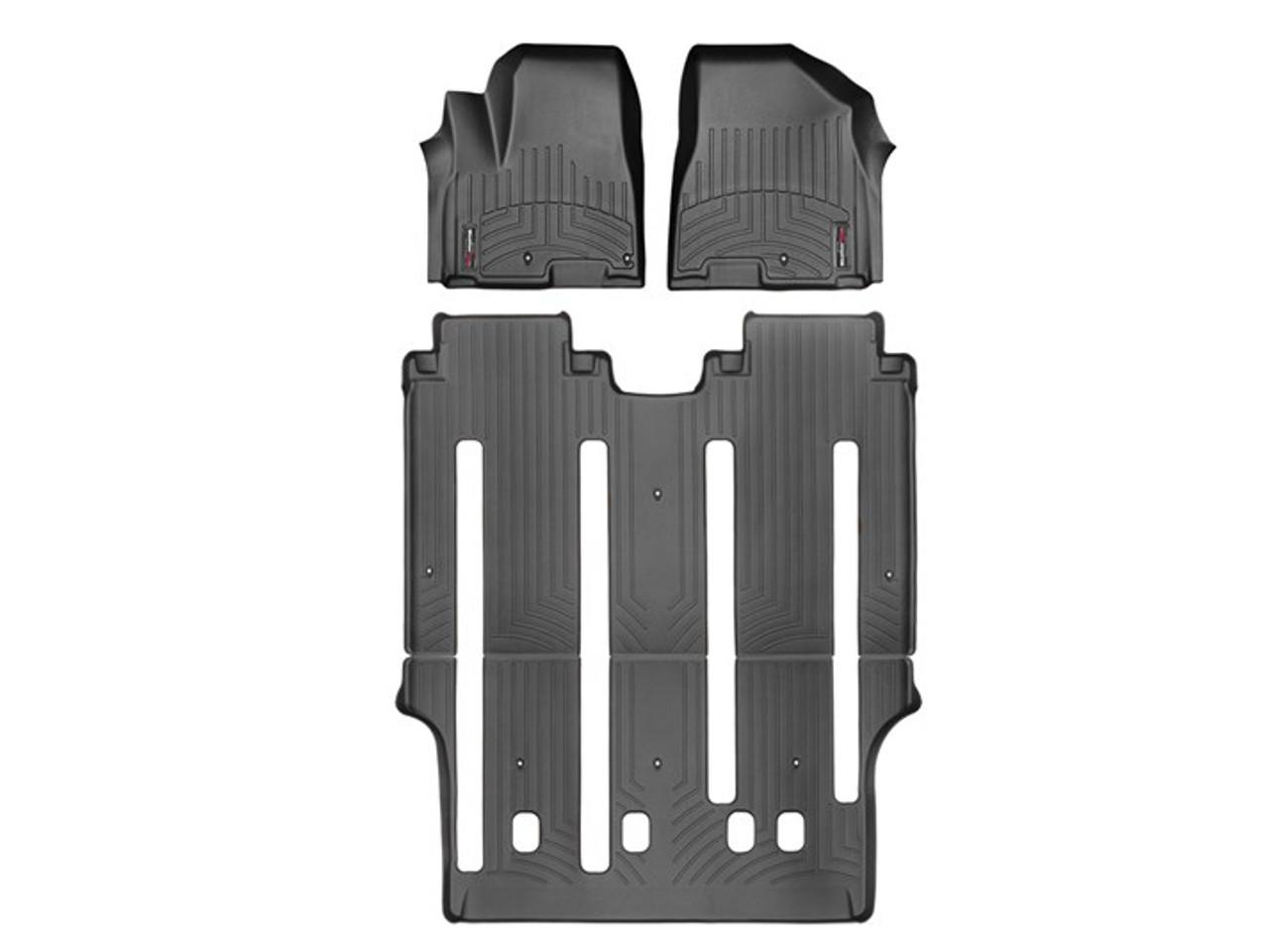 Kia Sedona WeatherTech FloorLiners - 447091 + 447093