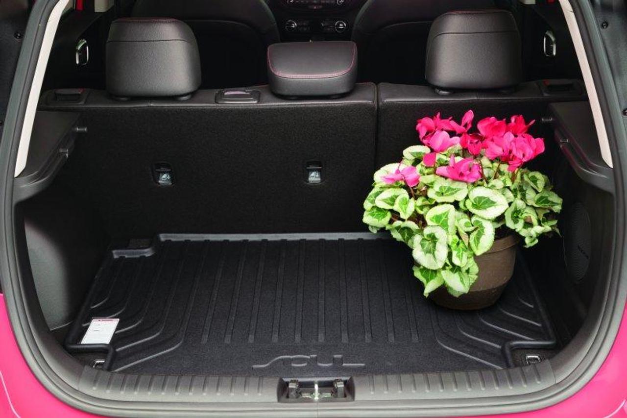 Weathertech Car Mats >> 2020 Kia Soul Cargo Tray - Free Shipping | Kia Stuff