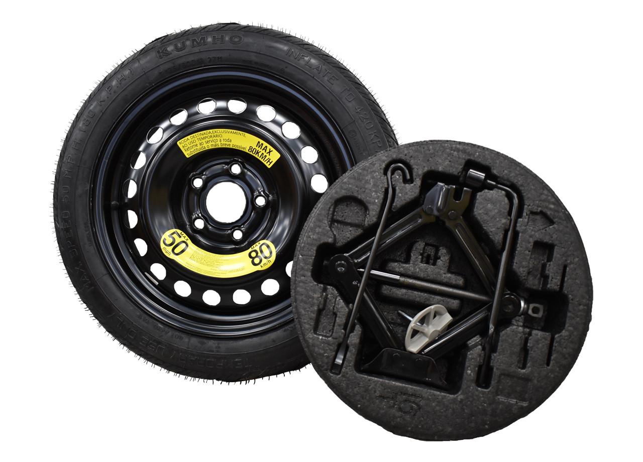 Spare Tire Kit (Representative Photo)