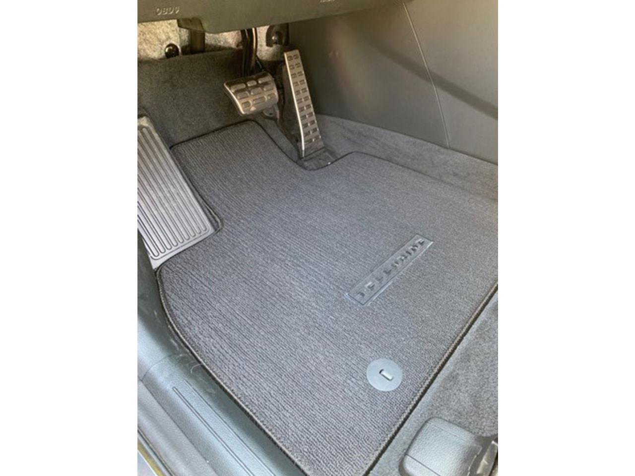 Carpet Floor Mats >> 2020 Kia Telluride Carpet Floor Mats Aa025