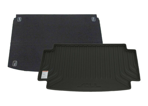 2020-2021 Kia Soul Cargo Floor Kit
