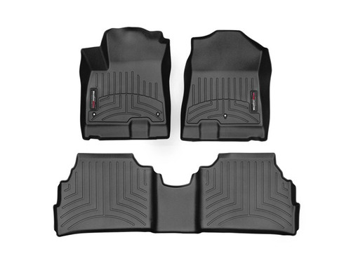 2019-2020 Kia Niro EV WeatherTech Floor Liners - Full Set