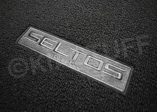 2021 Kia Seltos Carpet Cargo Mat