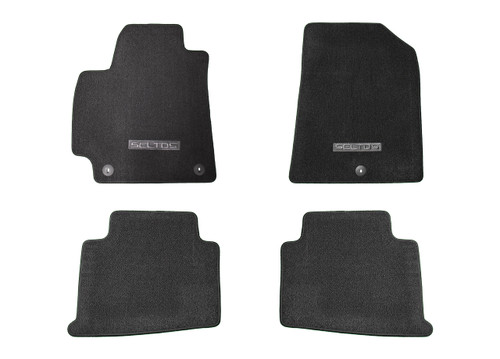 2021 Kia Seltos Carpet Floor Mats