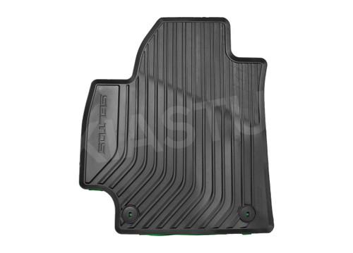 2021 Kia Seltos Rubber Floor Mats - Driver Mat