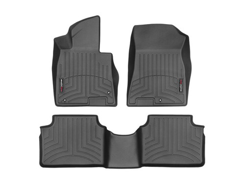 2021 Kia K5 WeatherTech Floor Liners (Full Set) (FWD ONLY)