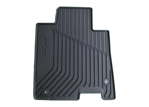 2021 Kia K5 Rubber Floor Mats (Driver Mat)