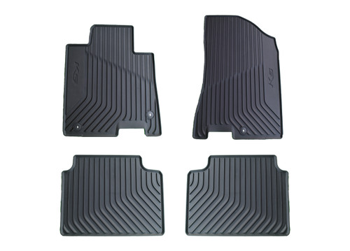 2021 Kia K5 Rubber Floor Mats (All Mats)