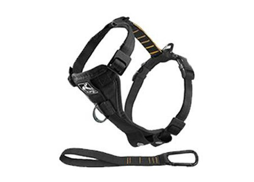 Pet Enhanced Strength Tru-Fit Smart Harness w/seatbelt