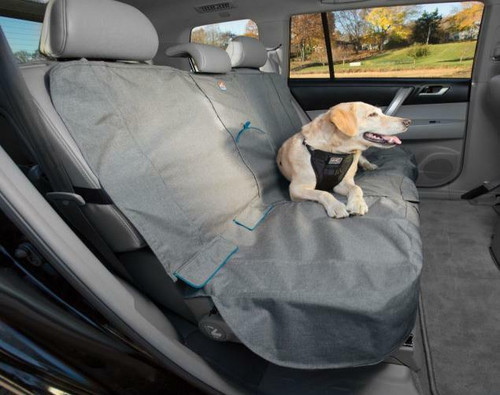 Bench Seat Cover - Heather Charcoal