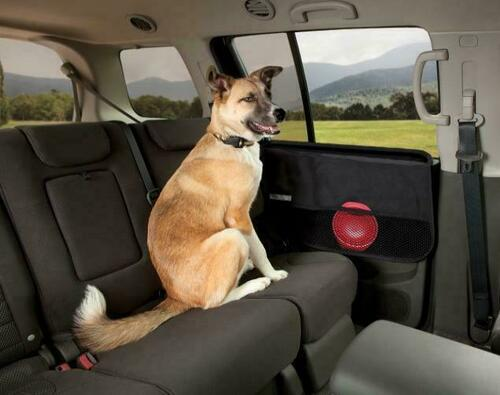 Pet Car Door Guard