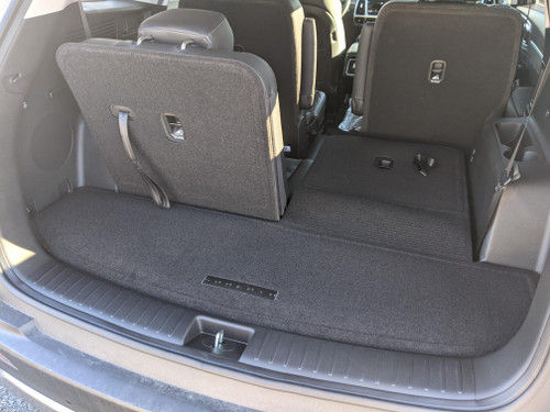 2021 Kia Sorento Carpeted Cargo Mat With Seat Back Protection