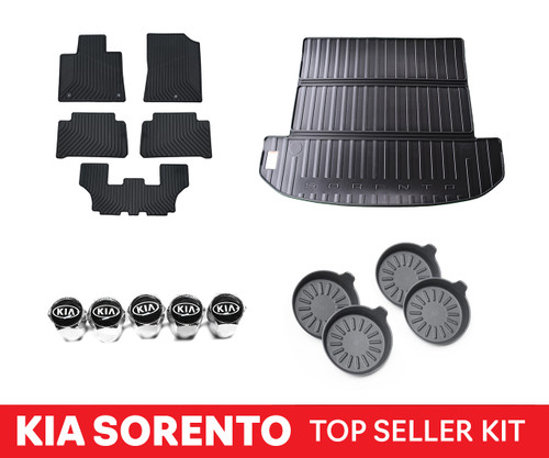 2021 Top Selling Kia Sorento Accessories Kit