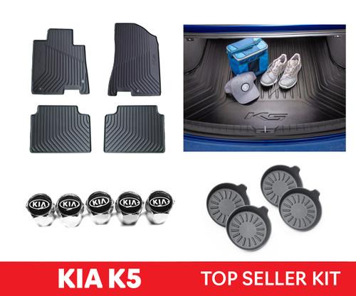 2021-2022 Top Selling Kia K5 Accessories Kit