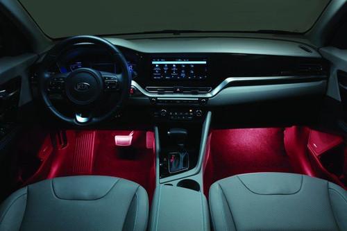 2020-2021 Kia Niro Interior Lighting Kit