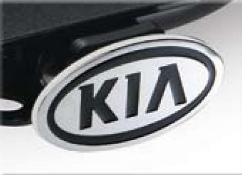 Kia Trailer Hitch Chrome Cover