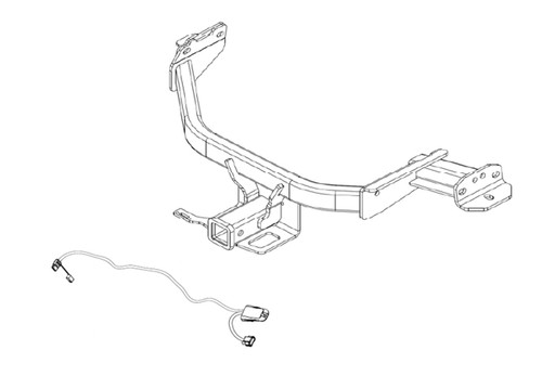 2021 Kia Sorento Towing Kit