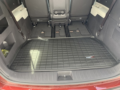 2022 Kia Carnival WeatherTech Cargo Liner (Behind Second Row)