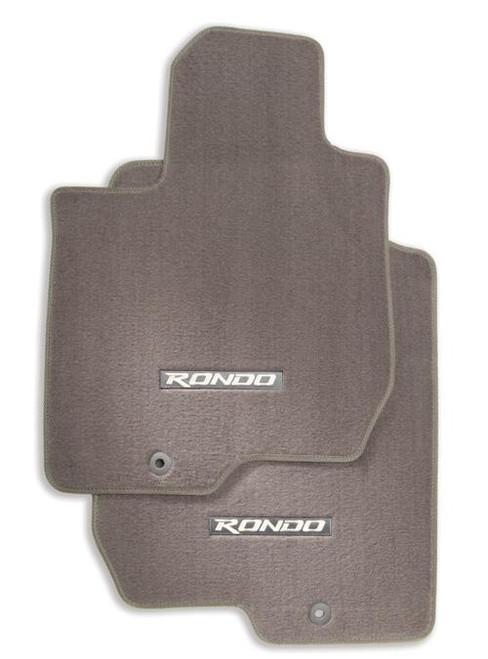 2009-2010 Kia Rondo Floor Mats