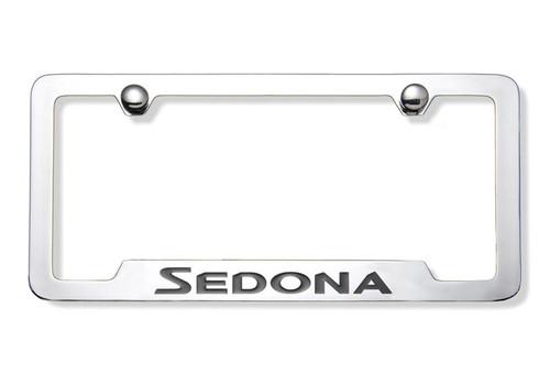 Kia Sedona License Plate Frame