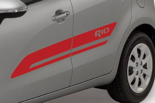 2012-2017 Kia Rio5 Body Graphics
