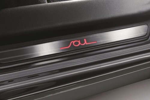 Kia Soul LED Door Sill Plates