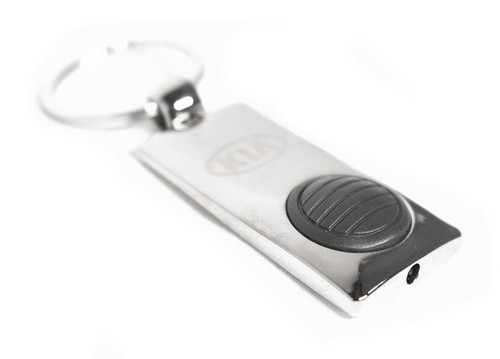 Kia Push Button Light-up Keychain