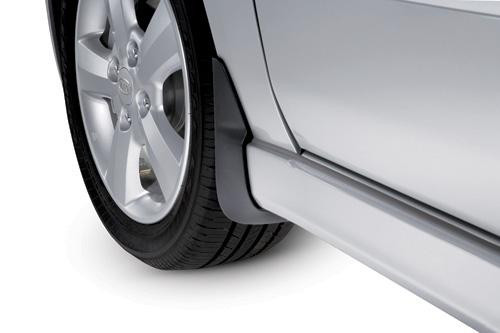 Kia Spectra5 Mud Guards