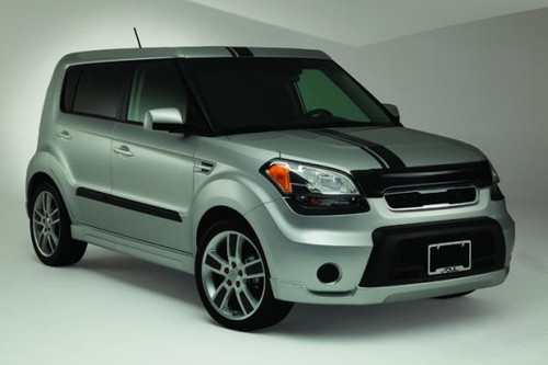 Kia Soul Racing Stripes