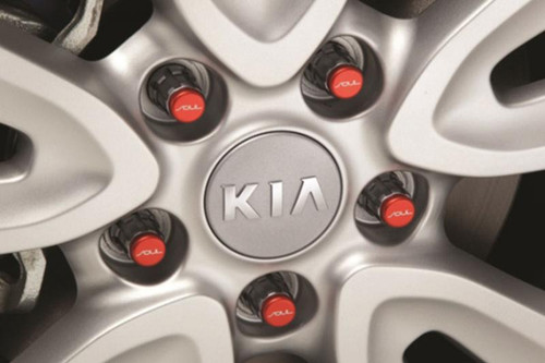 Kia Soul Spline Drive Lug Nut Kit