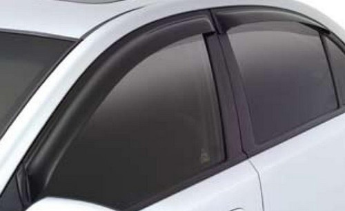 Kia Rio Rain Guards