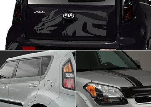 Kia Soul Body Graphics