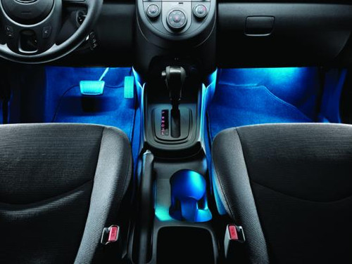 Kia Soul Interior Lighting Kit