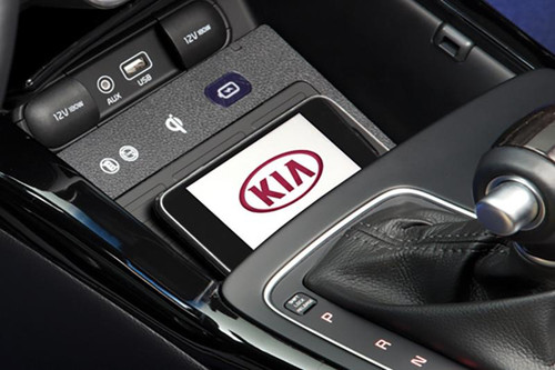 Kia Sorento Wireless Charger