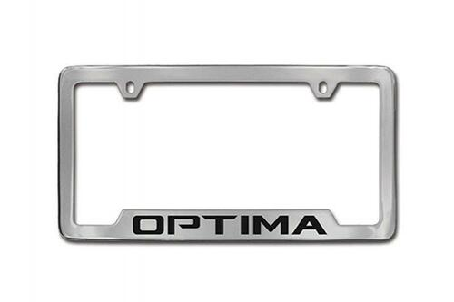 Kia Optima License Plate Frame