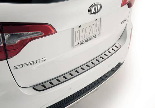 2014-2015 Kia Sorento Rear Bumper Protector